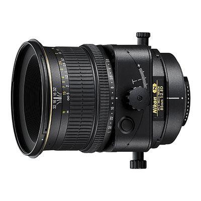Nikon 85mm f2.8 D PC-E Micro Nikkor Lens