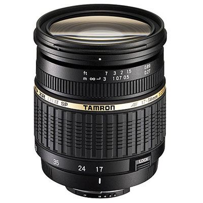 Tamron 17-50mm f2.8 XR Di-II LD ASP IF Lens – Pentax Fit