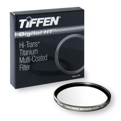 Tiffen HT 58mm Circular Polarising Filter