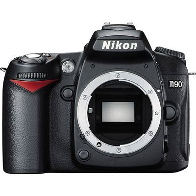 Test Driving Nikon D90 Video With 10 >> Nikon D90 Digital Slr Camera Body Wex Photo Video