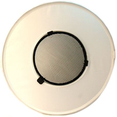 Lastolite Diffuser and Honeycomb Grid for Beautylite Reflector Dish