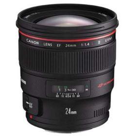 Canon EF 24mm f1.4L II USM Lens