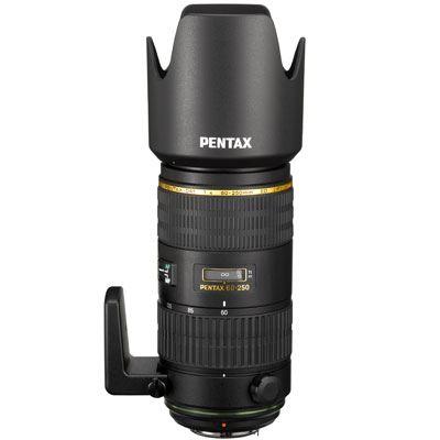 Pentax 60-250mm f4 SMC DA* ED (IF) SDM Lens