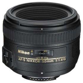 Nikon 50mm f1.4 G AF-S Lens