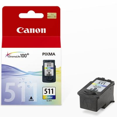 Image of Canon CL511 Colour Ink