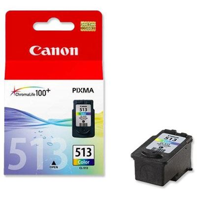 Image of Canon CL-513 Colour Ink