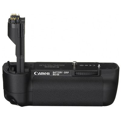 Used Canon BG E6 Battery Grip For EOS 5D Mark II