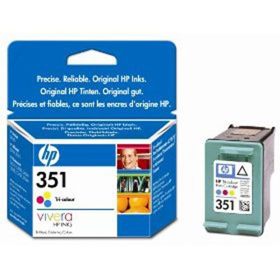 HP HP351 Tricolour Ink (CB337EE)
