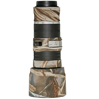 LensCoat for Canon 70200mm f4 L IS  Realtree Advantage Max 4 HD