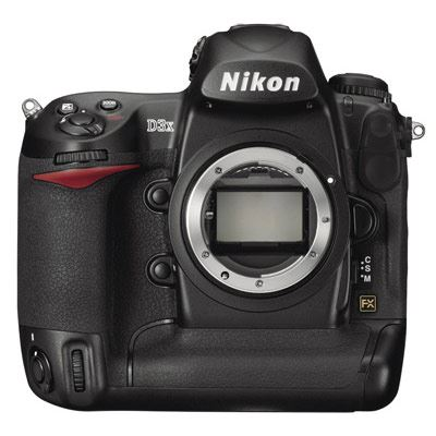 Nikon D3x Digital SLR Camera Body