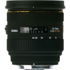 Used Sigma 24-70mm f2.8 IF EX DG HSM - Sigma Fit