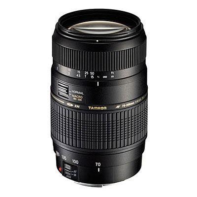 Tamron 70-300mm f4-5.6 Di with AF Motor - Nikon Fit