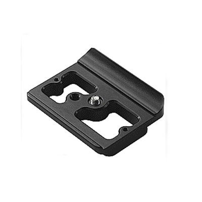 Kirk PZ-129 Quick Release Camera Plate for Canon EOS 5D MkII with BG-E6 Grip
