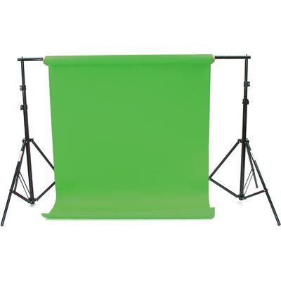 Creativity 2.72x11m Chroma Green Paper Background Roll