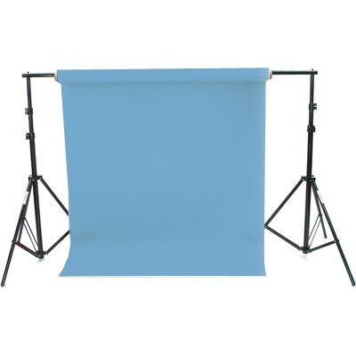 Creativity 2.72x11m Sky Blue Paper Background Roll