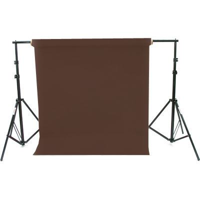 Creativity 2.72x11m Peat Brown Paper Background Roll