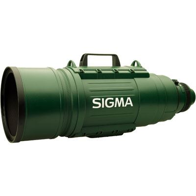 Image of Sigma 200-500mm f2.8 EX DG Telephoto Zoom lens - Canon fit