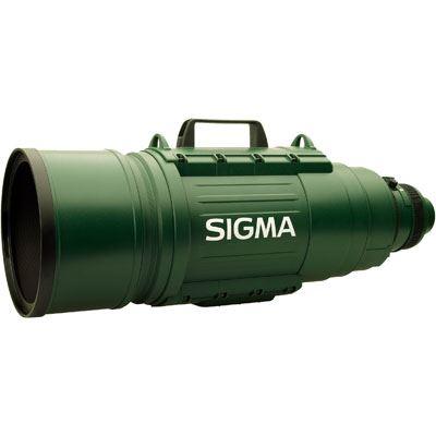 Sigma 200-500mm f2.8 EX DG Telephoto Zoom lens - Canon fit