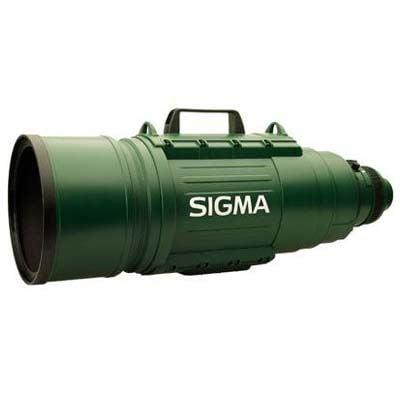 Sigma 200-500mm f2.8 EX DG Telephoto Zoom lens - Nikon fit