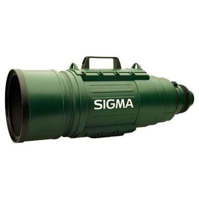 Sigma 200500mm f2.8 EX DG Telephoto Zoom lens  Sigma fit