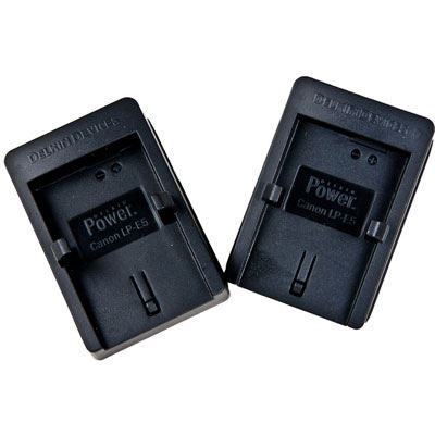 Delkin Charging Plates for Nikon EN-EL9 Batteries