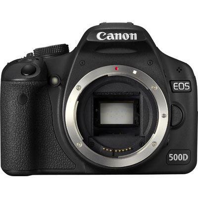 Canon EOS 500D Digital SLR Camera Body