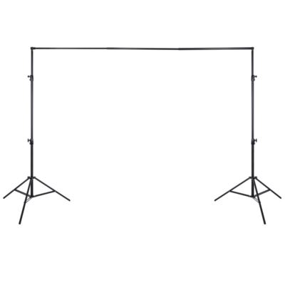 Interfit Background Support with Telescopic Crossbar - Large