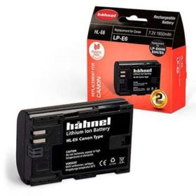 Hahnel HL-E6 Battery (Canon LP-E6)