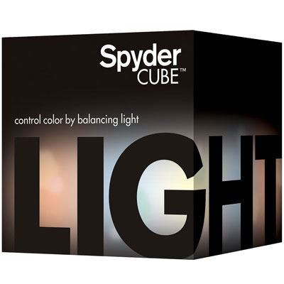 Image of Colorvision SpyderCube