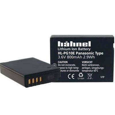 Hahnel HL-PG10E Battery (Panasonic DMW-BCG10)