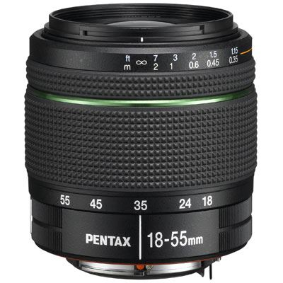 Pentax 1855mm F3.55.6 AL WR Lens