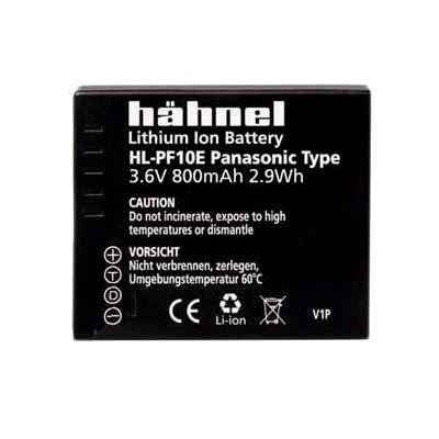 Hahnel HL-PF10E Battery (Panasonic  DMW-BCF10E)
