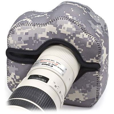 LensCoat BodyGuard Pro - Digital Camo