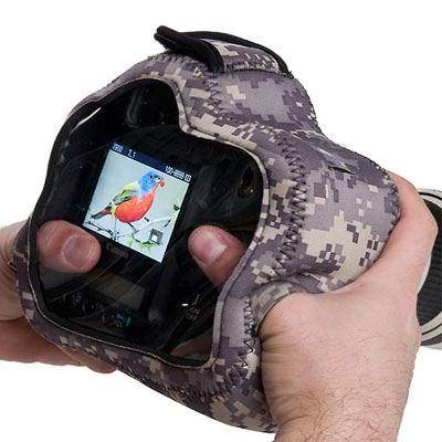 LensCoat BodyGuard Pro CB - Digital Camo