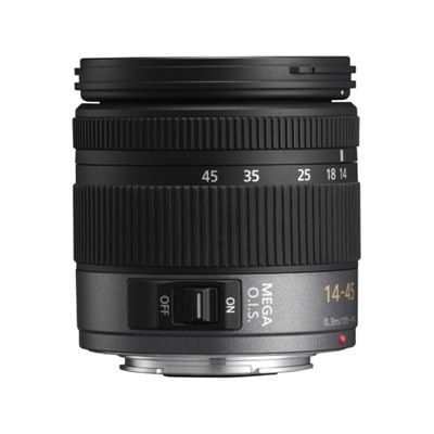 Used Panasonic 14-45mm f3.5-5.6 Micro Four Thirds lens