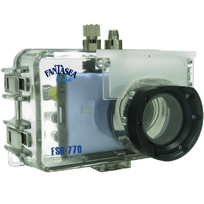 Fantasea FSD770 Underwater Housing