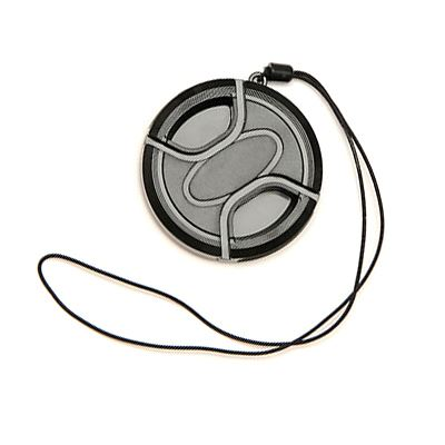 Image of Matin Universal Snap On 49mm Lens Cap with Keeper