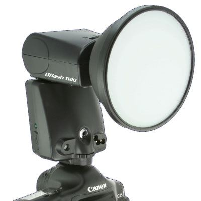 Quantum QFlash Trio  Canon Fit