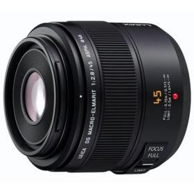 Panasonic 45mm f2.8 Macro Leica D Vario- Elmar Micro Four Thirds lens