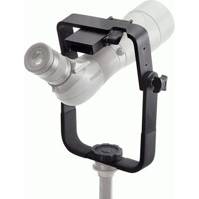 Image of Manfrotto 393 Heavy tele lens support for monopod