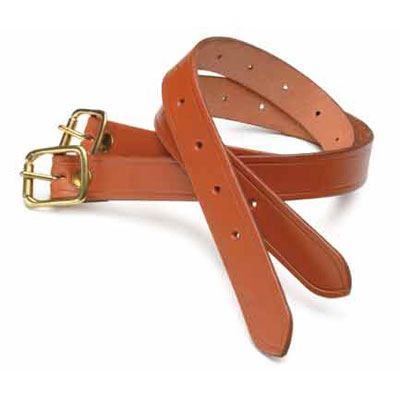 Billingham Leather 7/8 inch Tripod Strap - Tan