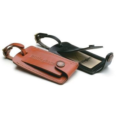 Billingham Luggage Tally - Tan