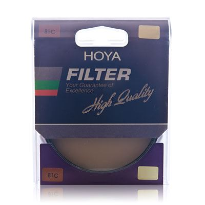 Image of Hoya 49mm 81C Filter