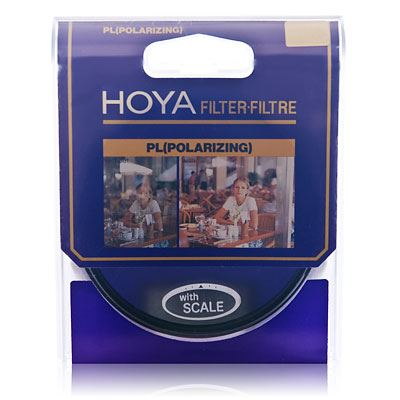 Hoya 49mm Polariser Filter