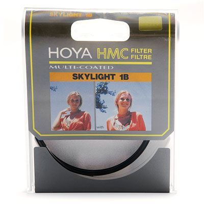 Hoya 77mm HMC Skylight 1B Filter