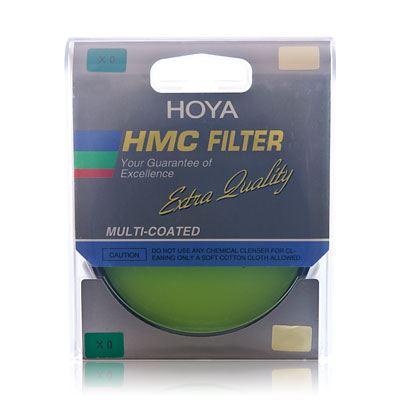Hoya 77mm HMC YellowGreen Filter