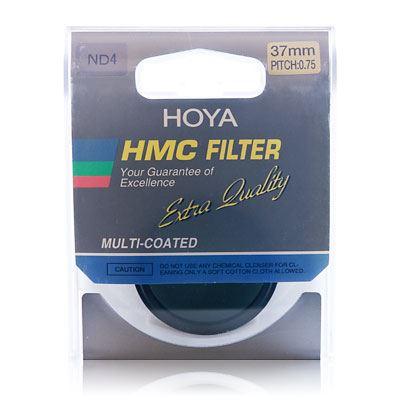 Image of Hoya 27mm HMC NDx4 Video Filter