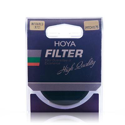Hoya 58mm Infrared R72