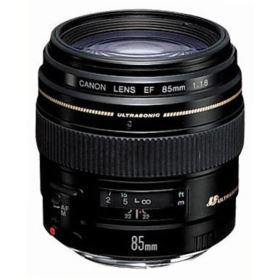 Canon EF 85mm f1.8 USM Lens