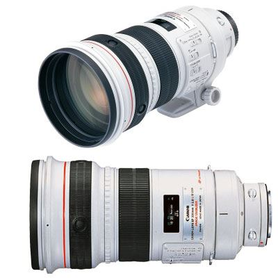 Canon EF 300mm f2.8 L IS USM Lens
